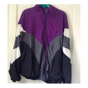 Vintage Bill Blass Windbreaker Jacket